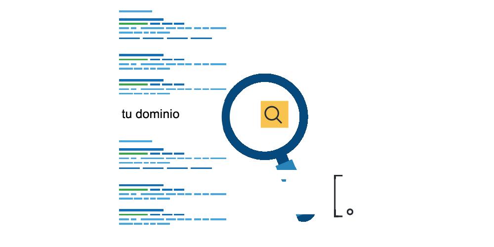 Registrar un dominio