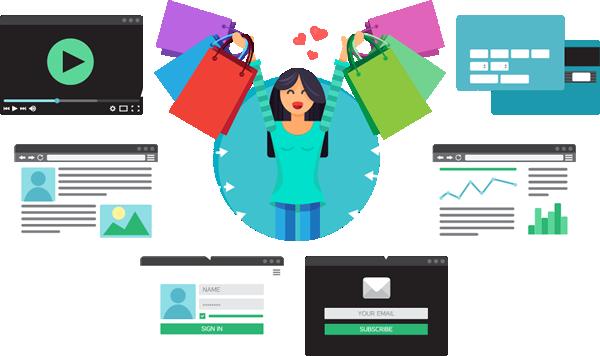 Funcionalidad tiendas online